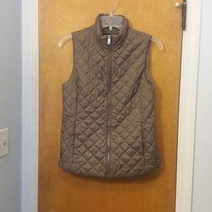 Banana Republic slim puffy vest Size XS